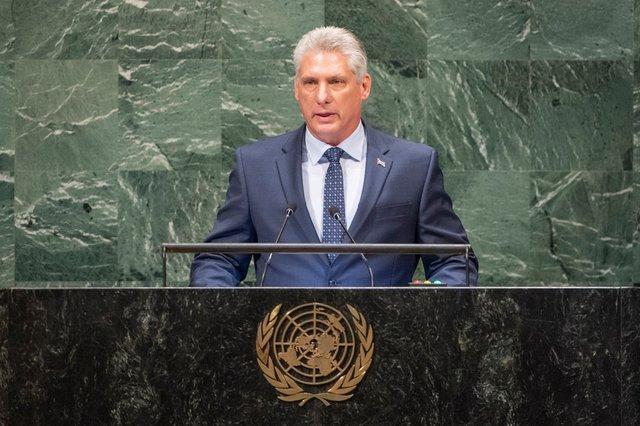 رئیس جمهوری کوبا: راه برادران کاسترو را ادامه می دهم