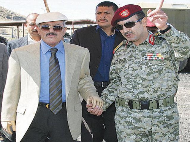 انصارالله فرزندان علی عبدالله صالح را آزاد کرد