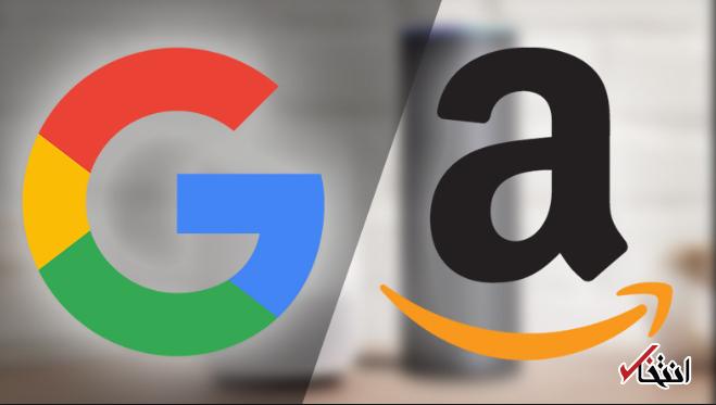 رقابت سنگین گوگل و آمازون در بخش تبلیغات ، کوچ کاربران به سمت ایده های جذاب جف بیزوس